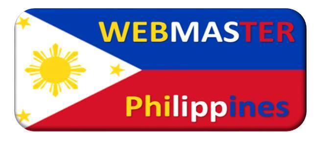 Webmaster Philippines